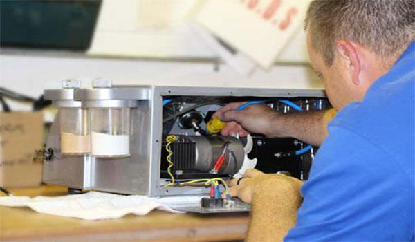 دستگاه میکرودرم ابریژن کارکرده