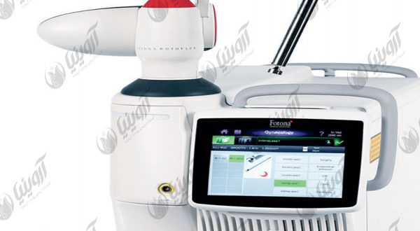 خرید دستگاه لیزر co2 فرکشنال فوتونا